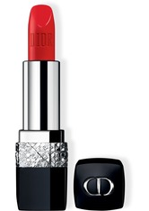 DIOR - ROUGE DIOR Comfort & Wear Lipstick Heart Motif 3.5g - Limited Edition 080 Red Smile - Lippenstift
