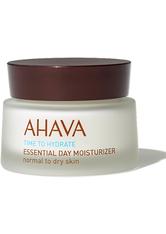 AHAVA Time to Hydrate Essential Day Moisturizer normale/trockene Haut Gesichtscreme 50 ml