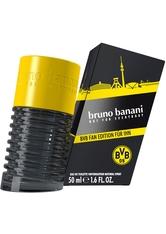 BRUNO BANANI - Bruno Banani Herrendüfte Man Limited BVB Edition Eau de Toilette Spray 30 ml - Parfum