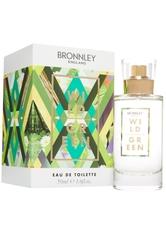 BRONNLEY - Bronnley Eclectic Elements Wild Green Eau de Toilette Nat. Spray 50 ml - PARFUM