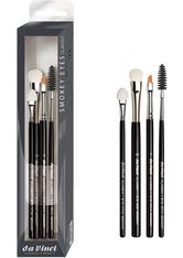 Da Vinci Classic Set Smokey Eyes Set Wimpernbürstchen + Applikator + Blender + Liner 1 Stk.