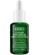 Kiehl's Seren & Konzentrate Cannabis Sativa Seed Oil Herbal Concentrate Serum 30.0 ml