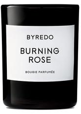 BYREDO Accessoires Burning Rose Candle 70 g
