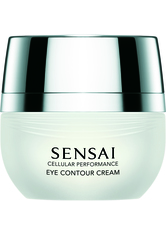 SENSAI Hautpflege Cellular Performance - Basis Linie Eye Contour Cream 15 ml