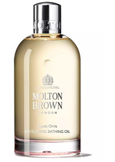 Molton Brown Body Essentials Suede Orris Enveloping Bathing Oil Badeöl 200.0 ml