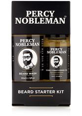 PERCY NOBLEMAN - Percy Nobleman Beard Starter Kit 1 stk - BARTPFLEGE