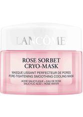Lancôme Reinigung & Masken Rose Sorbet Cryo-Mask Maske 50.0 ml