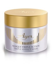 AYER - Specific Products, Triple Effect Mask, 50ml - CREMEMASKEN
