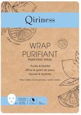QIRINESS Masken Wrap Purifiant - Reinigungsmaske 30 g