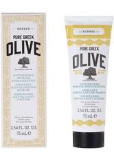 KORRES Peelings & Masken OLIVE Creamy Exfoliating Scrub - all skin types 75 ml
