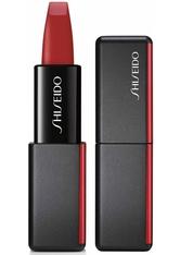 Shiseido ModernMatte Powder Lipstick (verschiedene Farbtöne) - Hyper Red 514