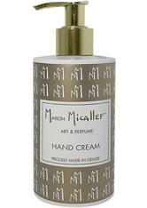 M.Micallef Produkte Art & Perfume Hand Cream Handpflegeset 250.0 ml