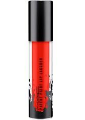 Mac M·A·C PATENT PAINT LIP LACQUER Patent Paint Lip Laquer 3.8 g Red Enamel