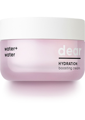 BANILA CO Dear Hydration Boosting Cream Gesichtscreme 50.0 ml