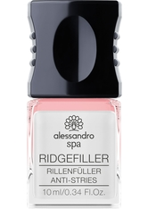 Alessandro Spa Ridgefiller Rillenfüller 10 ml Nagelunterlack