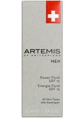 Artemis Produkte Power Fluid SPF 15 Gesichtspflege 50.0 ml