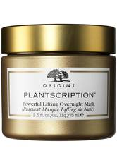 Origins Anti-Aging Pflege Plantscription™ Powerful Lifting overnight mask 75 ml