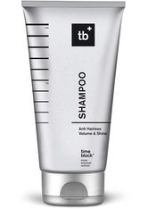 TIMEBLOCK - timeblock Hair Care Anti Hairloss Volume & Shine Haarshampoo  200 ml - Shampoo