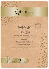 QIRINESS Masken Wrap d'Or - Anti-Age Maske 27 g