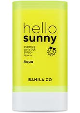 BANILA CO Hello Sunny Essence Sun Stick SPF50+ Aqua Sonnencreme 19.0 g