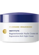 Hildegard Braukmann INSTITUTE Regenerierende Nacht Creme Rich 50 ml