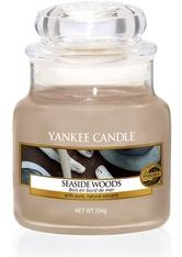 YANKEE CANDLE - Yankee Candle Seaside Woods Duftkerze 104 gr - Duftkerzen
