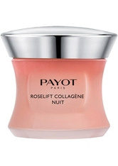 PAYOT - PAYOT Roselift Colagène Nuit Nachtcreme  50 ml - NACHTPFLEGE