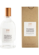 100BON - 100BON Duft Collection Nagaranga & Santal citronnée Eau de Parfum Nat. Spray 50 ml - PARFUM