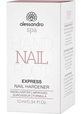 Alessandro Nagellack Spa Nails Express Nagelhärter 10 ml