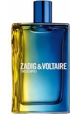 ZADIG & VOLTAIRE - Zadig&Voltaire This is Him Zadig&Voltaire This is Him This Is Love! Eau de Toilette Spray Eau de Toilette 100.0 ml - Parfum