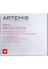 ARTEMIS - Artemis Pflege Skin Architects Preventing Rich Day Care 50 ml - TAGESPFLEGE