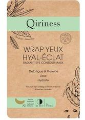 QIRINESS Masken Wrap Yeux Hyal-Eclat - Augenmaske 2 g