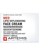 ARTEMIS - Artemis Pflege Med Lipid Replenishing Face Cream 50 ml - Tagespflege