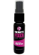 W7 Cosmetics - Fixierspray - The Matte Fixer Face Spray