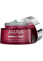 Ahava Gesichtspflege Mineral Mud Brightening & Hydrating Facial Treatment Mask 50 ml