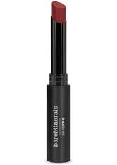 bareMinerals BAREPRO Longwear Lipstick (verschiedene Farbtöne) - Nutmeg