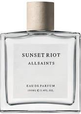 ALLSAINTS - AllSaints Sunset Riot Eau de Parfum (EdP) 100 ml Parfüm - PARFUM