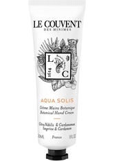 Le Couvent Des Minimes Le Couvent Des Minim - Les Colognes Botaniques Aqua Solis - Handcreme - 30 Ml -