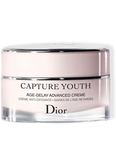 DIOR Hautpflege Jugendlichkeits-Ritual Capture Youth Age-Delay Advanced Creme 50 ml