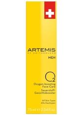 ARTEMIS - Artemis Herrenpflege Men Oxygen Facial Booster 75 ml - Gesichtspflege
