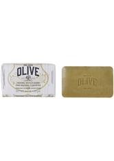 Korres Unisexdüfte Pure Greek Olive Olive Blossom Soap 125 g