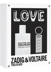 ZADIG & VOLTAIRE - ZADIG & VOLTAIRE EdP Set - DUFTSETS
