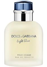 Dolce&Gabbana Herrendüfte Light Blue pour homme Eau de Toilette Spray 75 ml