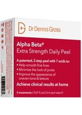 Dr Dennis Gross Reinigung Alpha Beta Extra Strength Daily Peel 5 Gesichtspeeling 1.0 pieces