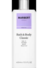 Marbert Bath & Body Classic Bath & Shower Gel Duschgel 400.0 ml