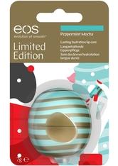 EOS - eos – evolution of smooth Smooth Sphere Lip Balm Peppermint Mocha 7 g - LIPPENBALSAM