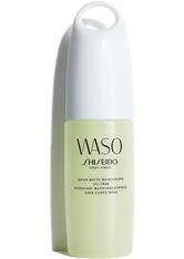 Shiseido WASO Quick Matte Moisturizer Oil-free 75 ml Gesichtsemulsion