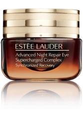 ESTÉE LAUDER - Estée Lauder Pflege Augenpflege Advanced Night Repair Eye Supercharged Complex Synchrone Recovery 15 ml - AUGENCREME