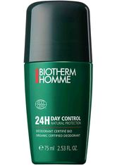 Biotherm Homme Day Control 24h Natural Protection Roll-On 75 ml Deodorant Roll-On