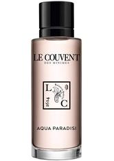 Le Couvent Des Minimes Le Couvent Des Minim - Les Colognes Botaniques Aqua Paradisi - Eau De Toilette - 100 Ml -
